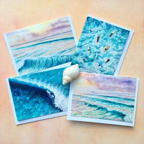 Wave of 2020 Card Bundle by Joy Clifton