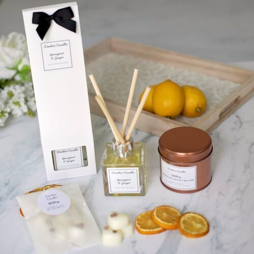 Denbies Candles, soy candles, wax melts & reed diffusers