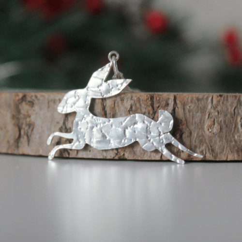 Constellation Hare Necklace Shine On
