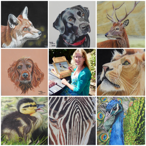 selection of artwork