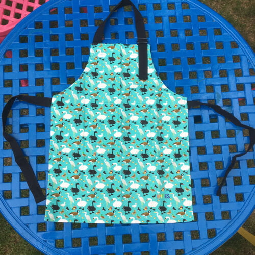 Duck Child's Apron from UmmPixies
