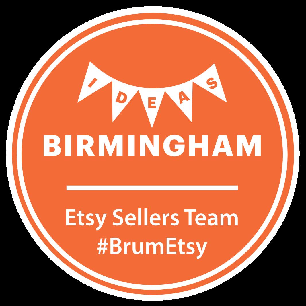 IDEAS Birmingham, Etsy sellers team logo