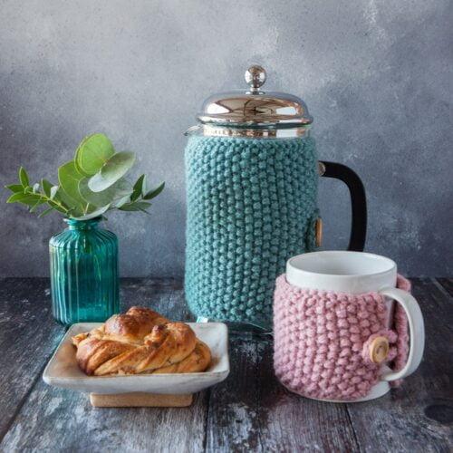 Maya Croft - Cafetiere & Mug Cosy