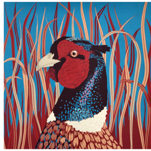 Mr Majestic by Gerry Coles Prints