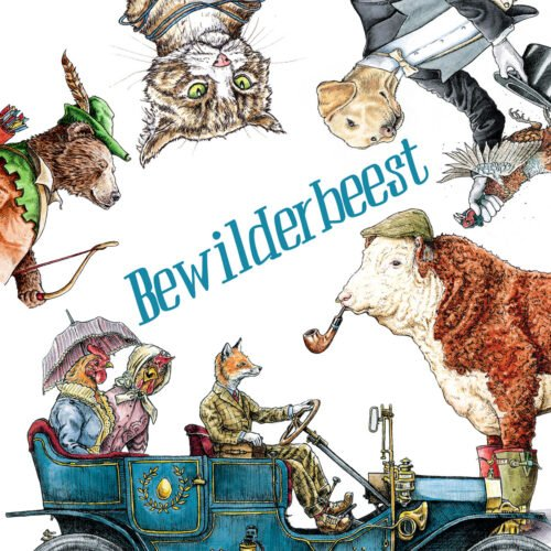 bewilderbeest multi images