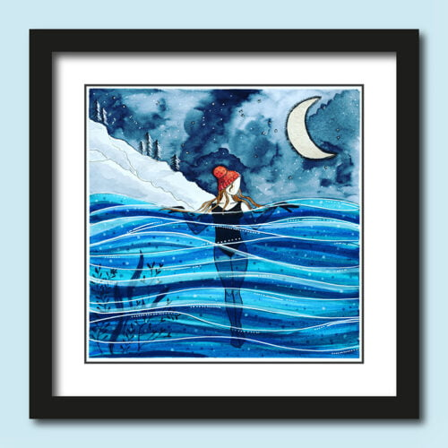 Crescent Moon Swim