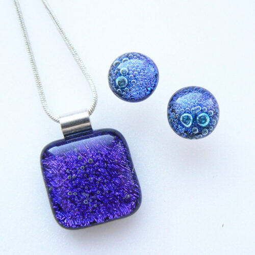 Pendant and Studs